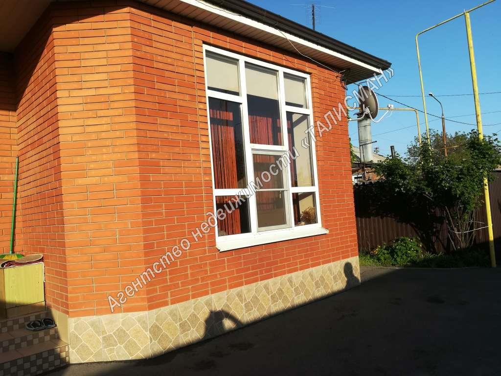 ОБЪЕКТ 16437 — Продам дом полностью кирпичный в районе, СЖМ, рядом ТРЦ «Арбуз», на 4,5 сотках земли